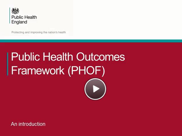 Public Health Profiles
